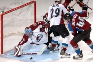 ice hockey goalie goal sport 39016 300x200 - 5 Moments That Broke the Odds when Betting in NHL